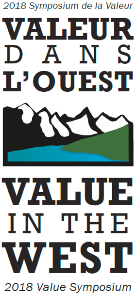2018 Symposium de la Valeur, Valeur dans l'ouest, Value in the West, 2018 Value Symposium